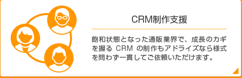 CRM制作支援
